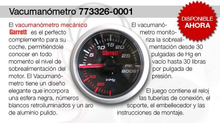 Nuevo Vacumanómetro 30inHg de vacío a 30psi de presión