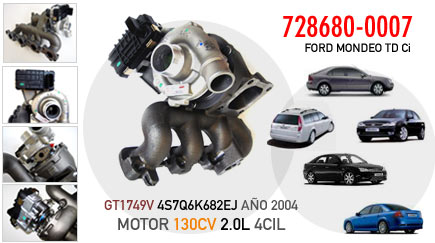 Ford Mondeo TD Ci