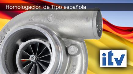 Homologación de Tipo Española