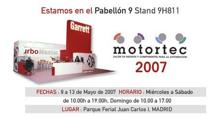 Motortec 2007