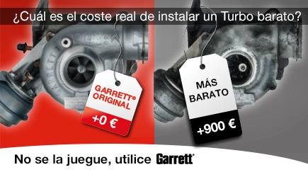 No te la juegues, el coste real de instalar un Turbo barato