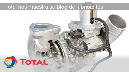 Total nos muestra su blog de lubricantes